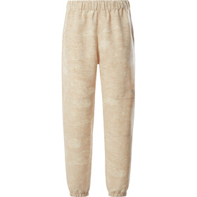 The North Face Class V Joggers Women, vintage white cloud camo wash print